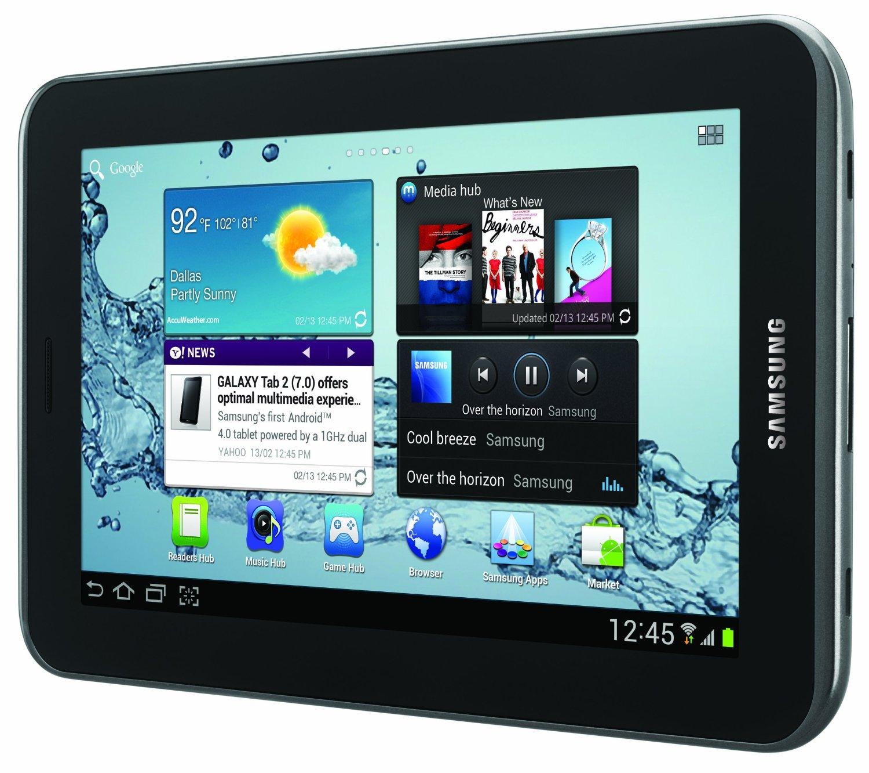 Samsung Galaxy Tab 2, 7 inch Tablet, 2012 Model