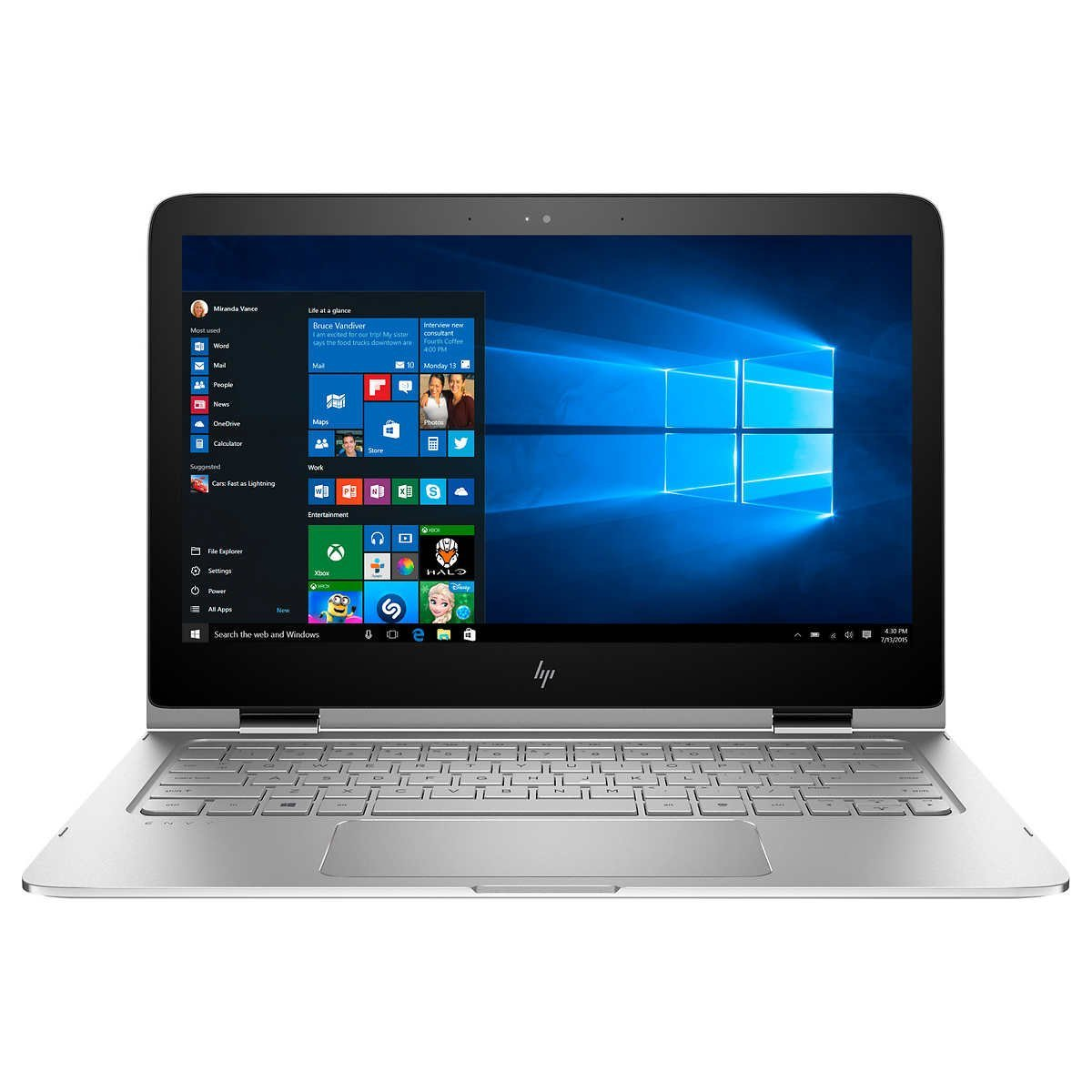 HP 2 in 1 Laptop Tablet Review
